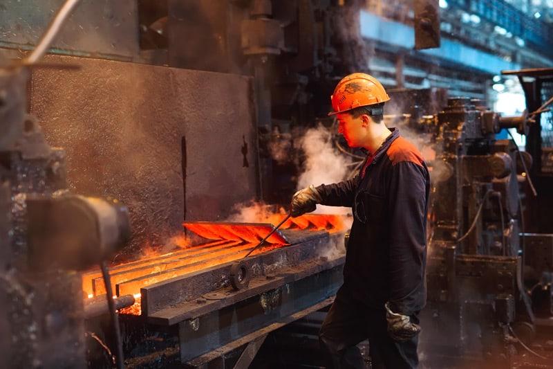 ¿Cómo se fabrica el acero?